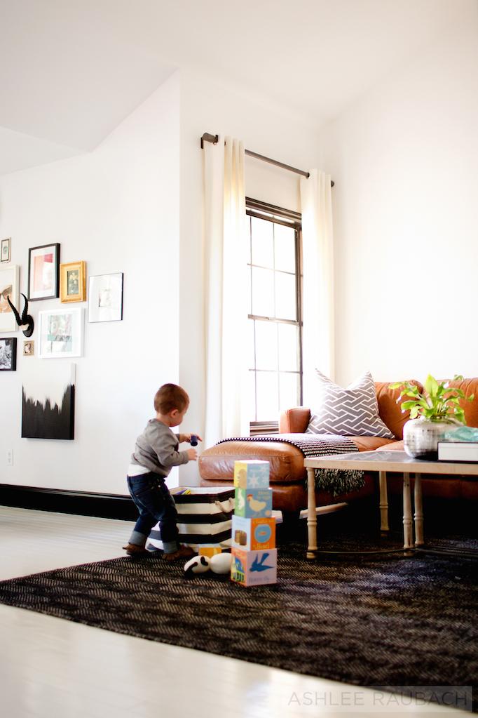 how to create an organized playroom
