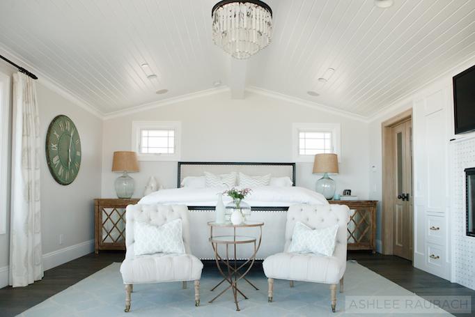 beach house master bedroom owens and davis