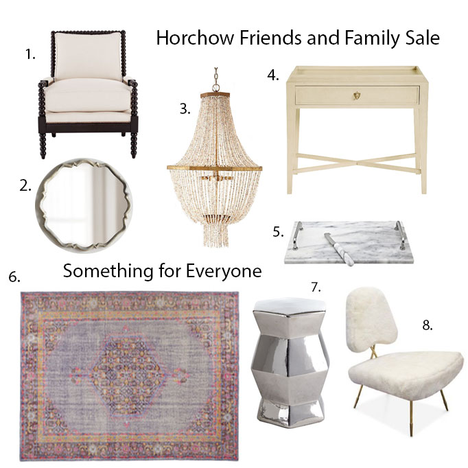 Horchow friends and family sale owens and davis for Stores like horchow