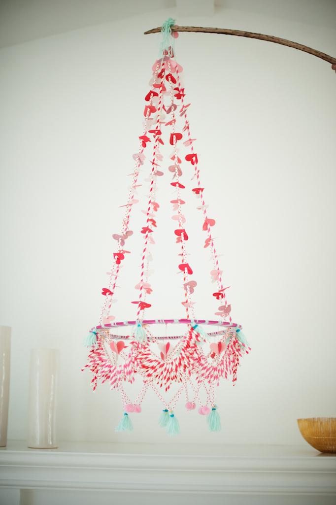 diy polish chandelier owens and davis