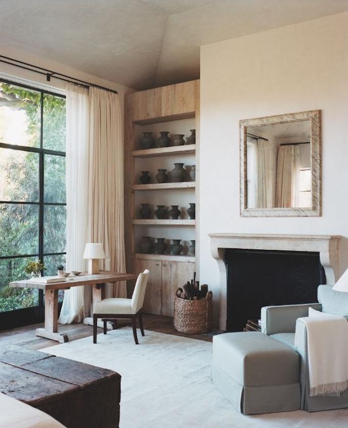 Modern Rustic Living Room: Owens And Davis