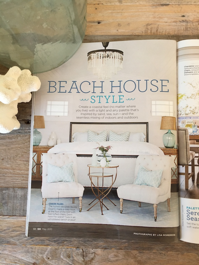 Beach house style becki owens for Beach house style