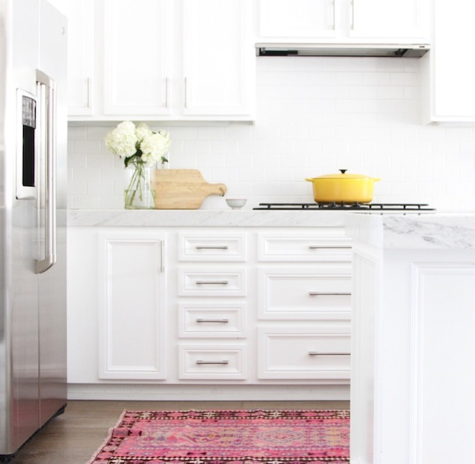 affordable white kitchen remodel becki owens