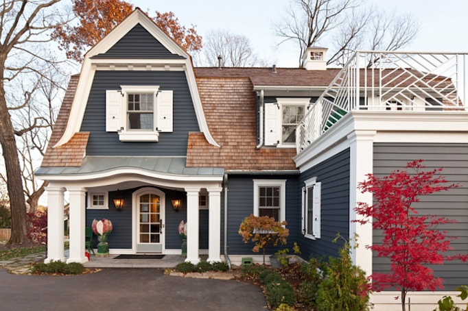 Guide To Choosing The Right Exterior House Paint Colors: Choosing Exterior Paint Colors
