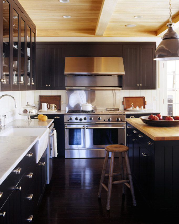 types of butcher-block counters