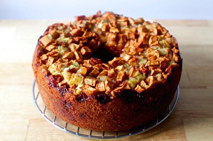 Smitten Kitchen Mom S Apple Cake