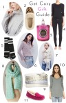 Oh So Cozy Gift Guide