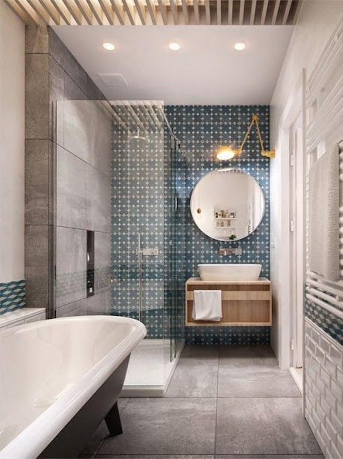 Beautiful Bathroom Tiles Designs 101 Best Bathroom Images On Pinterest  Bathroom Bathroom Ideas