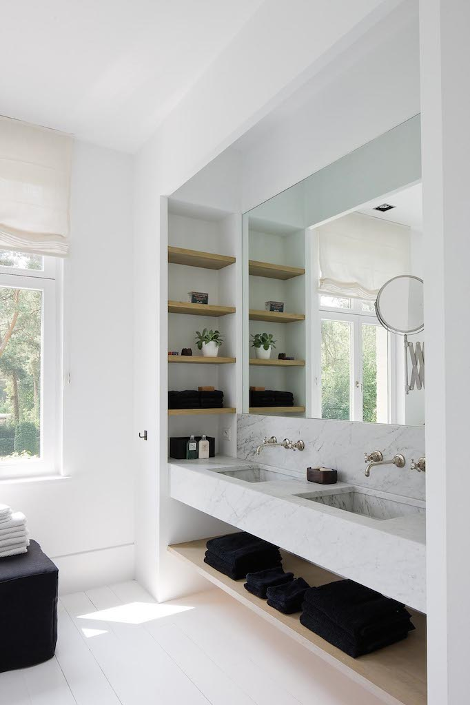 Bathroom Trends Floating Vanities