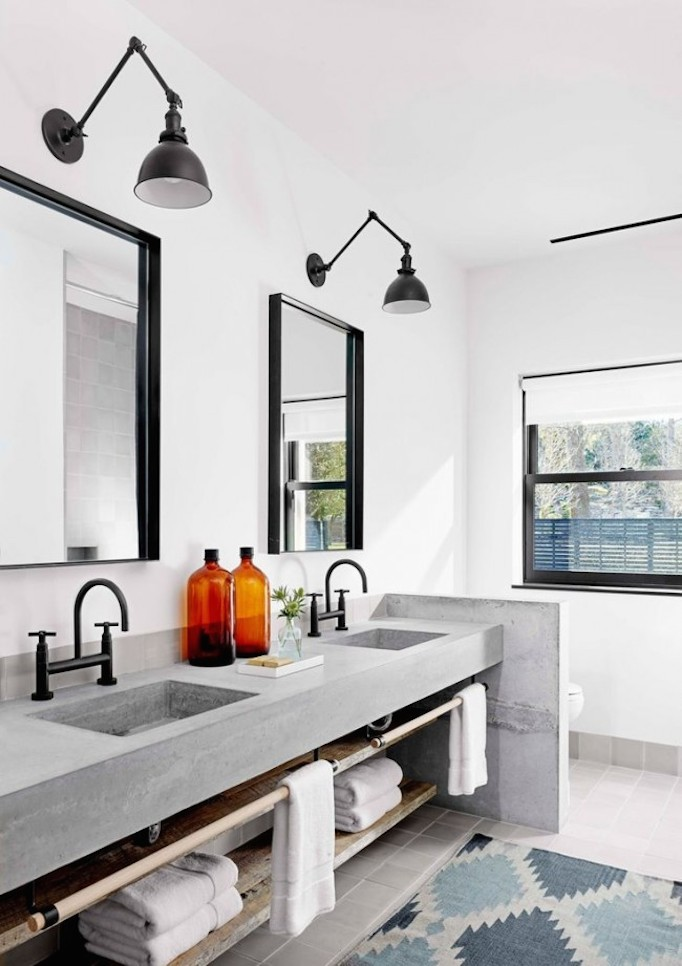 Black beauties a look at black facuets for Bathroom faucet trends