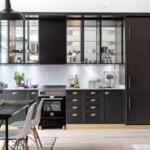 Dream Home: Dark Gray and Brass Beauty