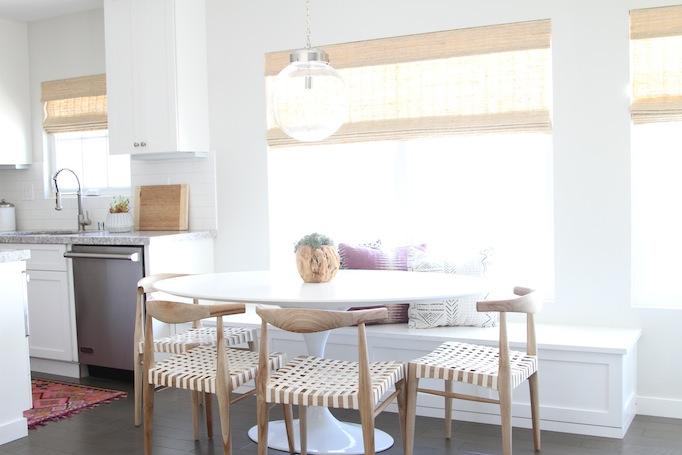 Kid Friendly Kitchen Table Design Ideas