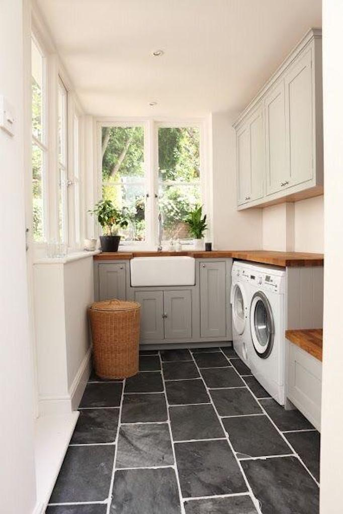 My Favorite Laundry Room Tiles Becki Owens