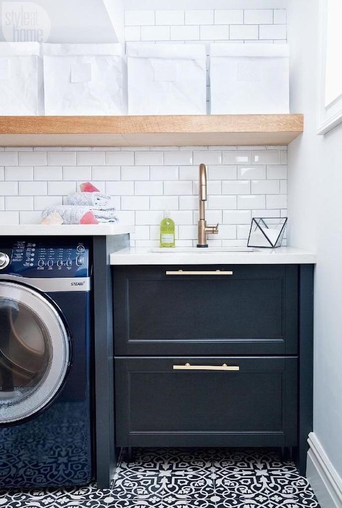 laundry room from my tips for designing a laundry room post last week