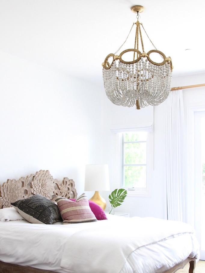 Becki Owens Ord Residence Bedroom