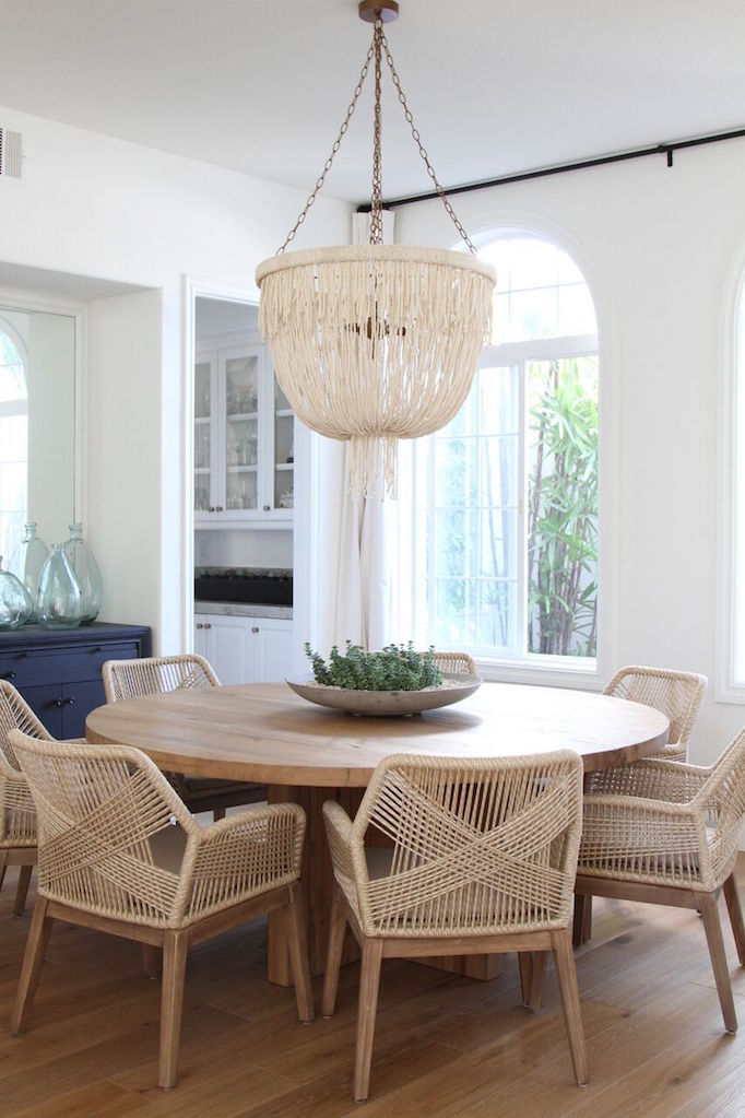 Does Rattan Table And Chairs Work In Kitchen