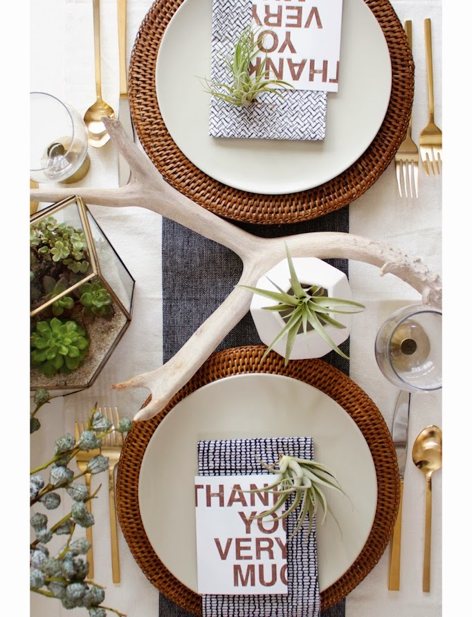 coastal thanksgiving decor