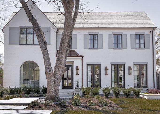 BECKI OWENS gray+wood+exterior