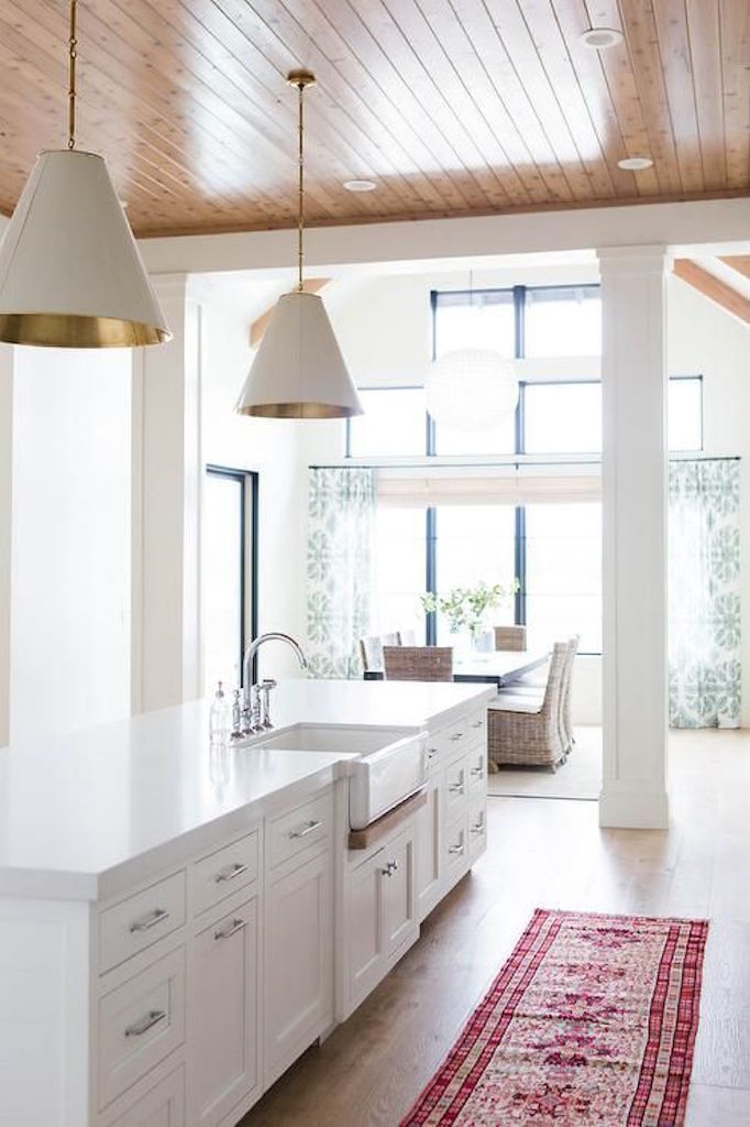 BECKI OWENS Marble Alternaitves Quartz Ashley Winn Kitchen