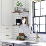 Statement Hardware for your Open Shelving