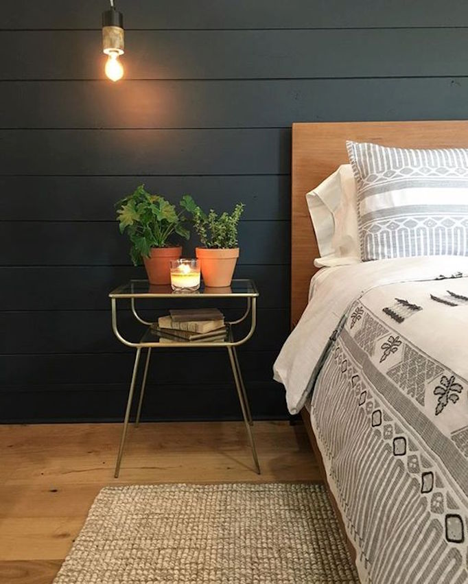 BECKI OWENS Shiplap Statement Wall