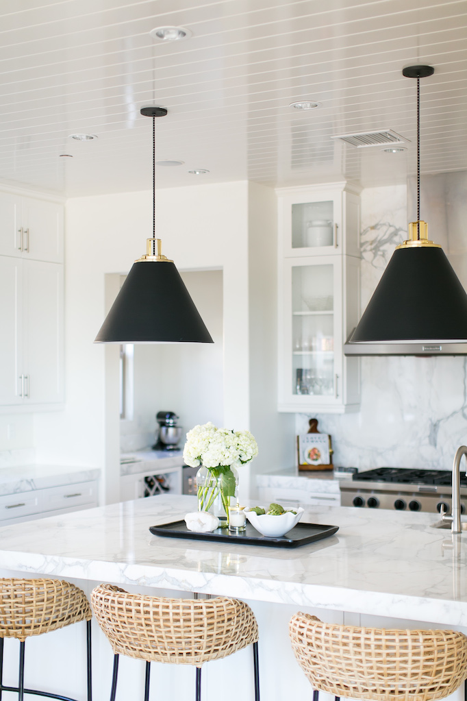 Coastal Kitchen Pendant Lighting