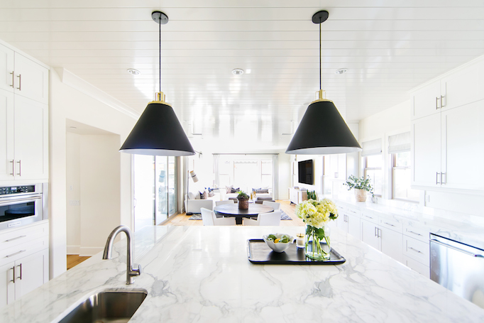 modern coastal kitchen becki owens estillo