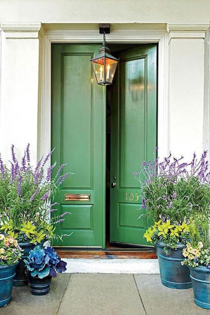 8 pretty ideas for front porch plants