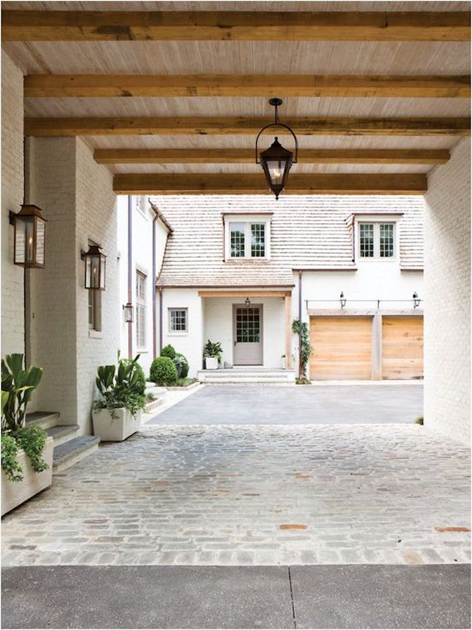 Spring curb appeal gorgeous garage doorsbecki owens for Gorgeous garage
