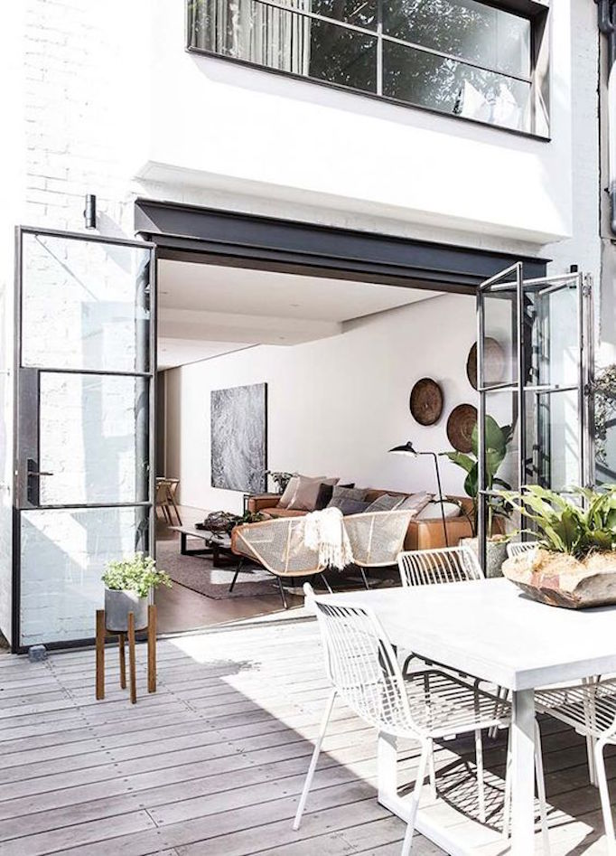 10 Dreamy Indoor Outdoor Living Spacesbecki Owens