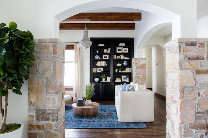 Heber House Project Library Becki Owens