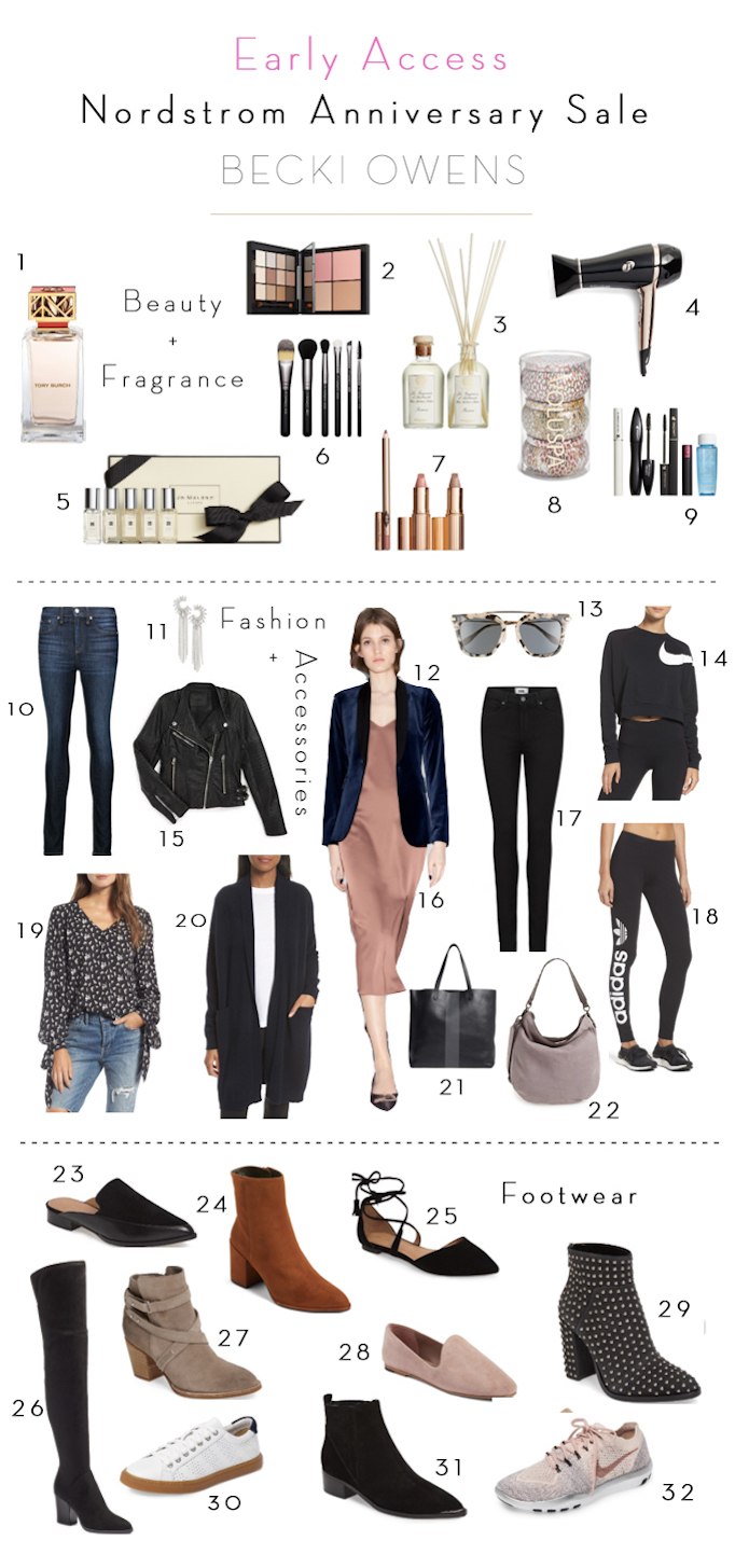 Nordstrom Anniversary Sale Early Access – Fashion
