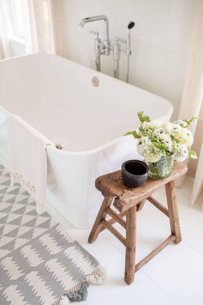 25 Fresh Farmhouse Bathroomsbecki Owens
