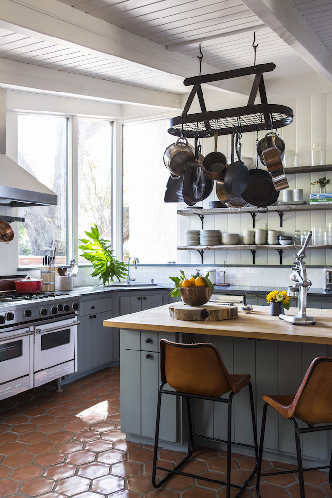 Dream Home: Colorful + Rustic Ojai GemBECKI OWENS