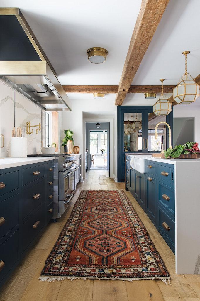 Kitchen Design Inspiration: 3 Blue Beauties