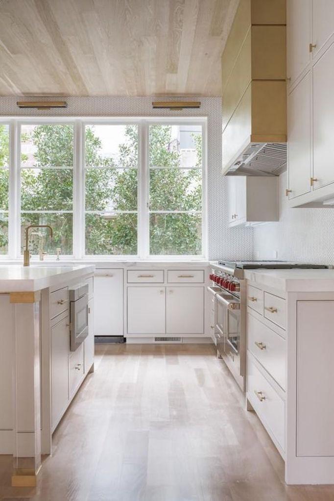 Design Trend 2018 Flat Front Cabinetrybecki Owens