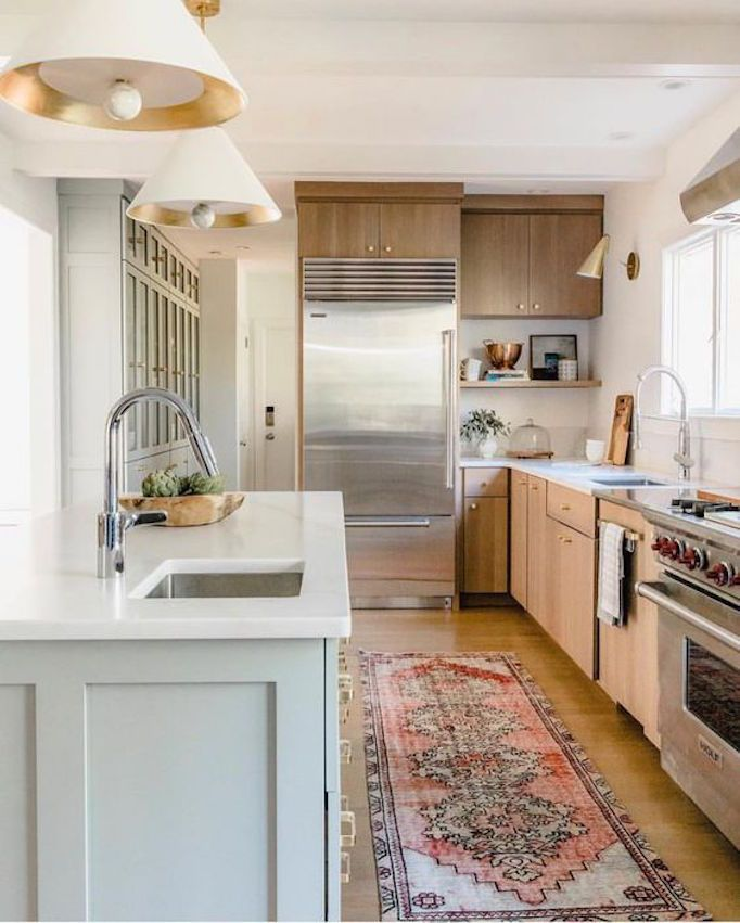 2018 Trend Sage Green Cabinetry Becki Owens