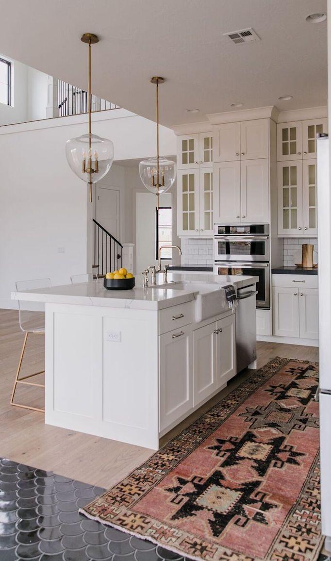 Design Trend Black Tile Kitchensbecki Owens