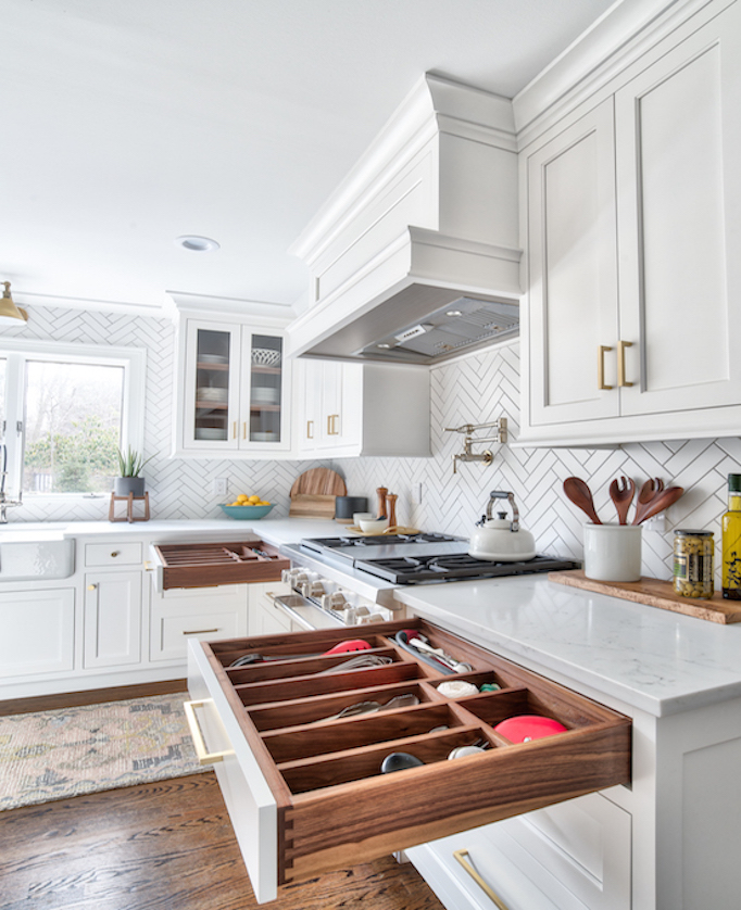 Stonington Gray Kitchen: Designer Spotlight: Stonington Cabinetry And DesignBECKI OWENS