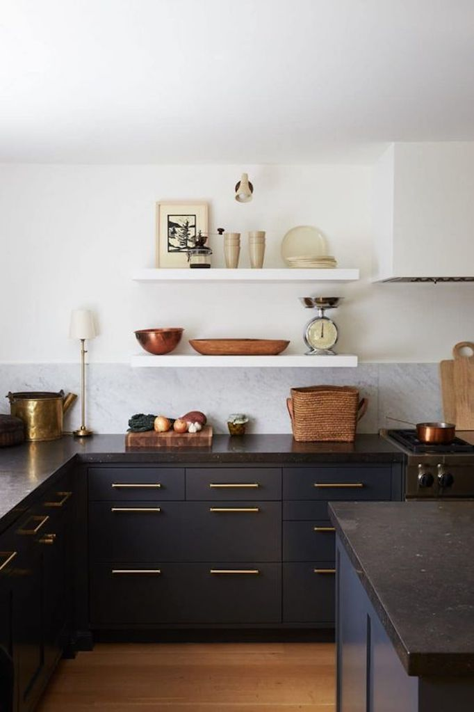 Design Trend 2019 The Black Kitchenbecki Owens