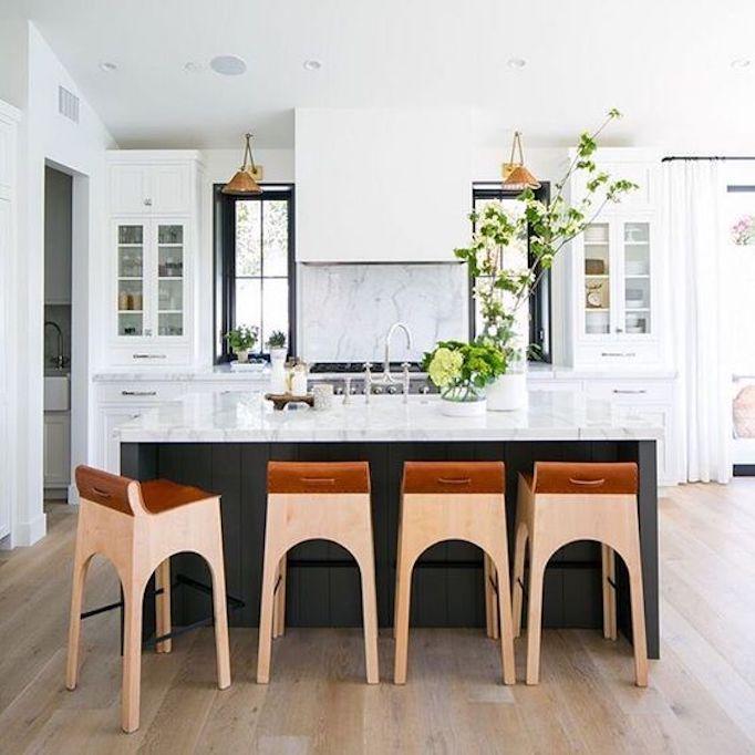 2019 Kitchen Bath Design Trends: Design Trend 2019: The Black KitchenBECKI OWENS