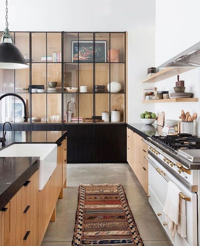 Home Design Ideas For 2019: Design Trend 2019: The Black KitchenBECKI OWENS