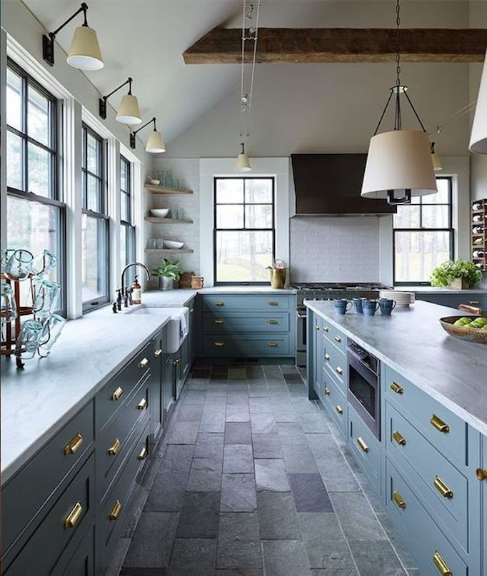 The Kitchen Colours For 2019: Color Trends Of 2019: Shades Of GreenBECKI OWENS