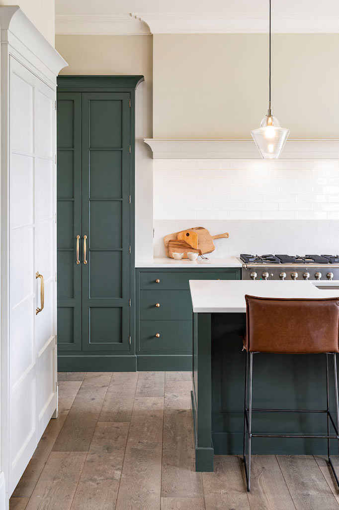 Color Trends Of 2019: Shades Of GreenBECKI OWENS
