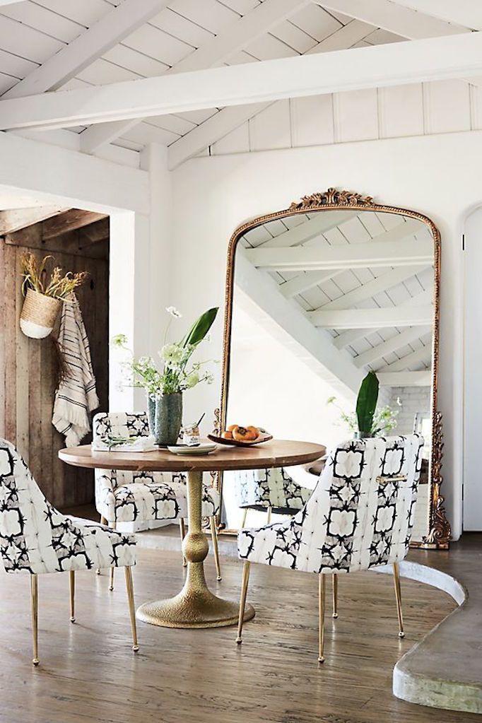 Design Trend The Modern Vintage Mix, Modern Vintage Furniture