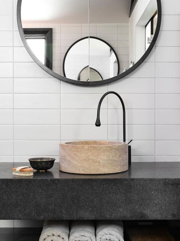 Black Faucets For Bathroom : Black Beauties: A look at Black Facuets