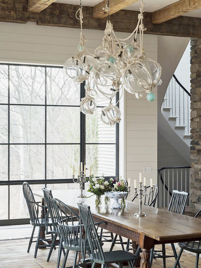 Dream Home Amazing Eclectic Modern FarmhouseBECKI OWENS