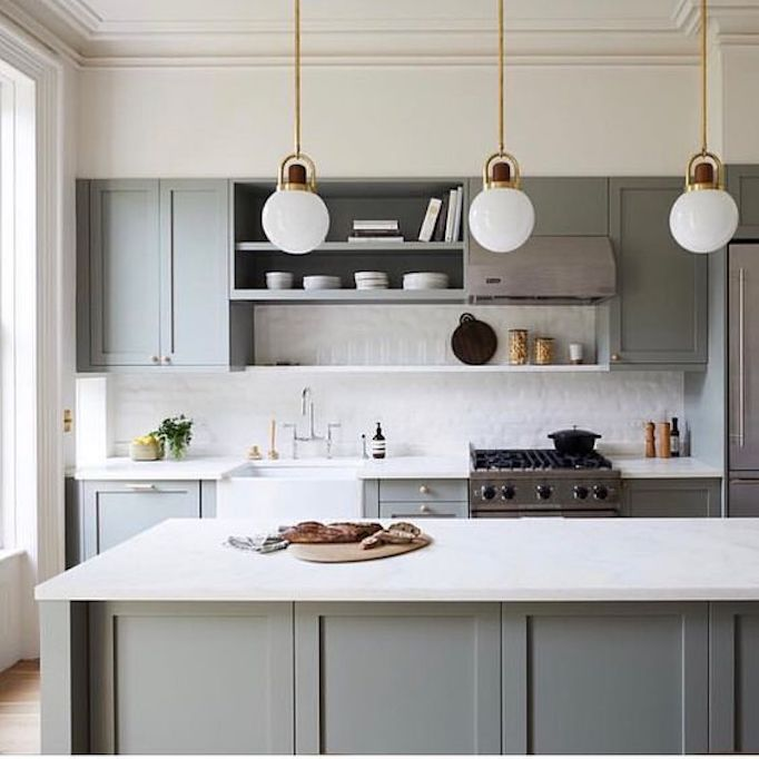 Green Kitchen Colour Ideas Home Trends: Color Trends Of 2019: Shades Of GreenBECKI OWENS