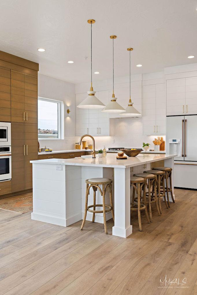 Design Trend 2019 White Kitchen, Are White Kitchen Appliances Back In Style