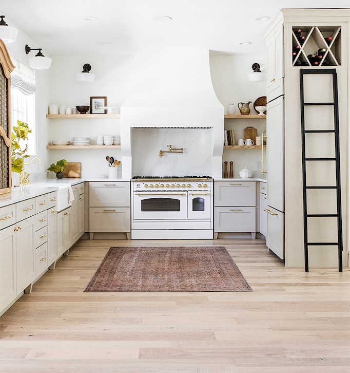 Q A Can You Mix White And Creamy White Tones In A Kitchen Becki Owens